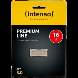 USB Flash 16GB Hi-Speed USB 3.0 up to 100MB/s, Premium Line
