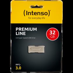 USB Flash 32GB Hi-Speed USB 3.0 up to 100MB/s, Premium Line
