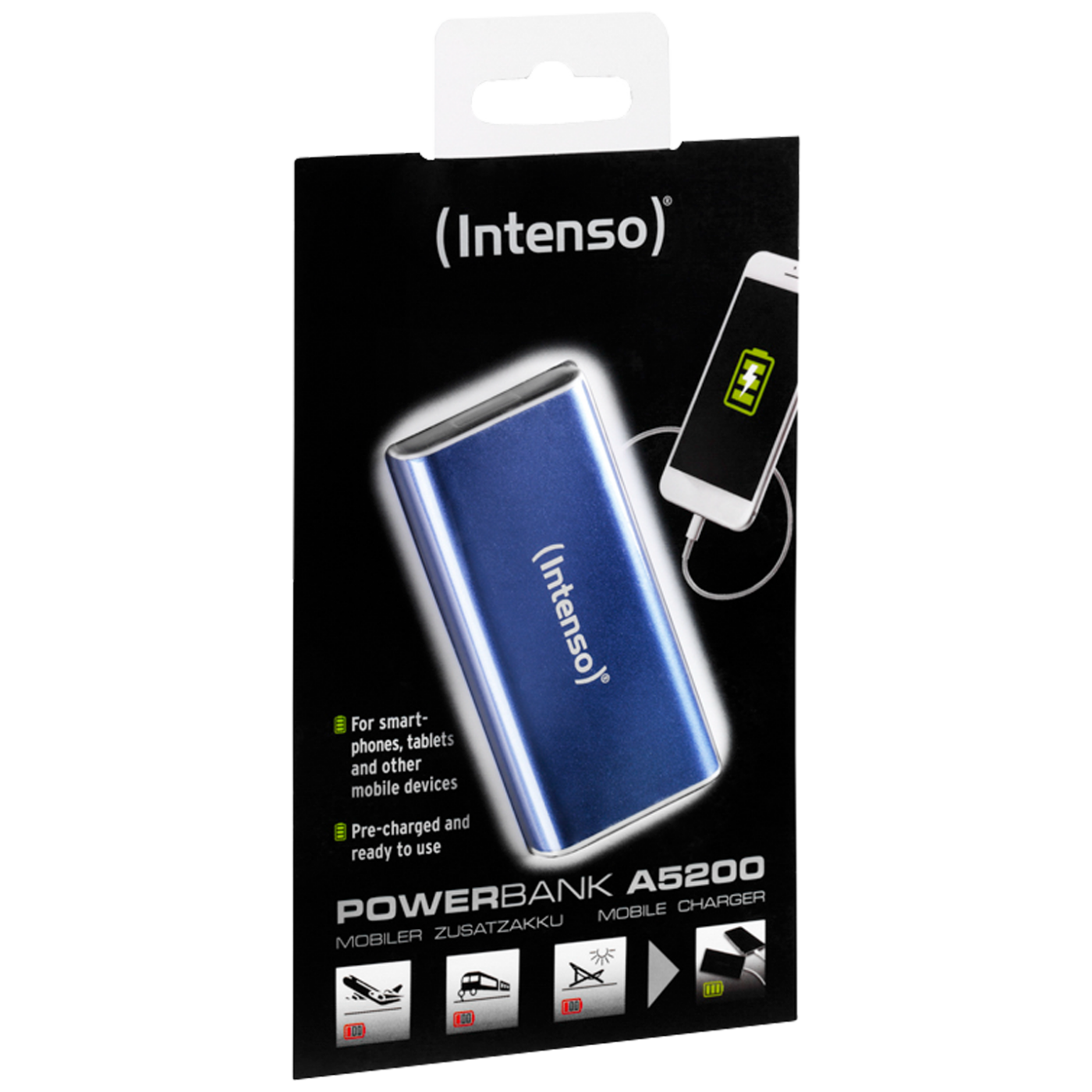 (Intenso) - POWERBANK A5200 BLUE