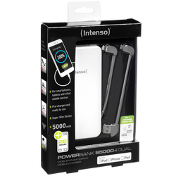 Punjač prijenosni za mobitele i tablete, iPhone, 5000mAh