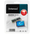 (Intenso) - DDR3 Notebook 4GB/1600MHz