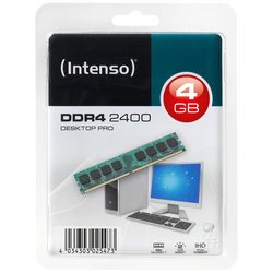 Memorija DDR4 4GB@2400MHz, CL17