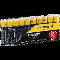 Baterija alkalna, AAA LR03/10, 1,5 V, blister 10 kom