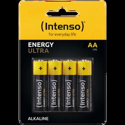 Baterija alkalna, AA LR6/4, 1,5 V, blister 4 kom