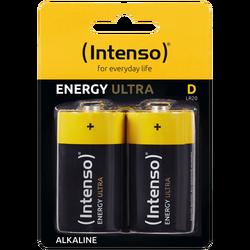 Baterija alkalna, LR20 / D, 1,5 V, blister 2 kom