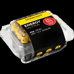 Baterija alkalna, AAA LR03/24, 1,5 V, blister  24 kom