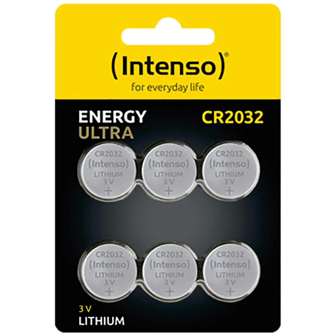 (Intenso) - CR2032/6