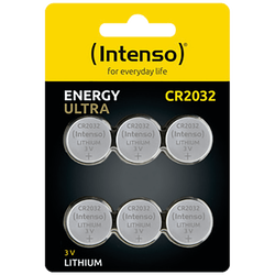 Baterija litijska, CR2032/6, 3 V, dugmasta, blister  6 kom