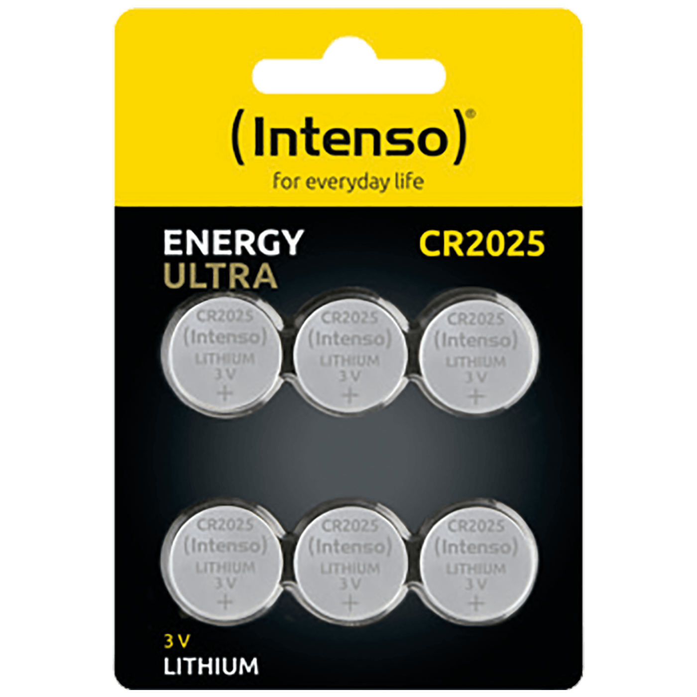 (Intenso) - CR2025/6