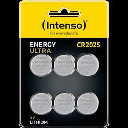 Baterija litijska, CR2025/6, 3 V, dugmasta, blister  6 kom