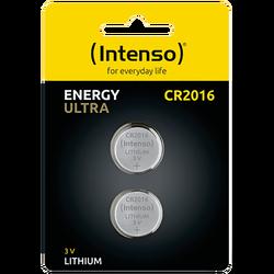 Baterija litijska, CR2016/2, 3 V, dugmasta,  blister  2 kom