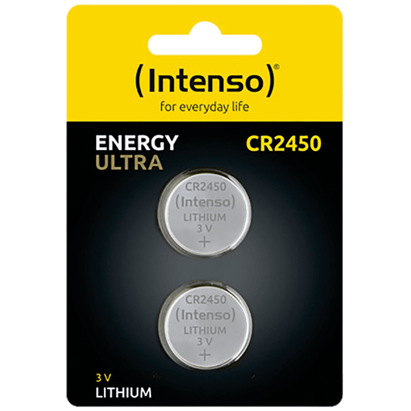(Intenso) - CR2450/2