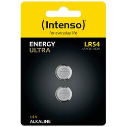 Baterija alkalna LR54/2, 1,5V dugmasta, blister 2 kom