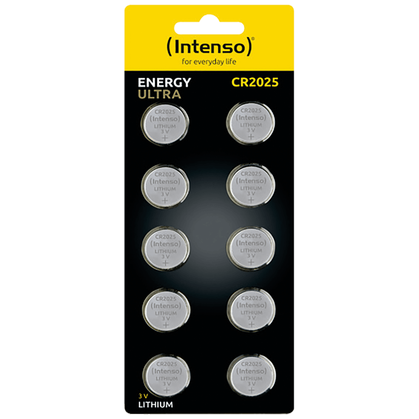 (Intenso) - CR2025/10