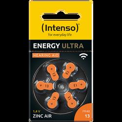 Baterija za slušni aparat, A13/PR48, 1.45 V, pakiranje 6 kom