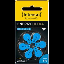 Baterija za slušni aparat, A675/PR44,1.45 V, pakiranje 6 kom