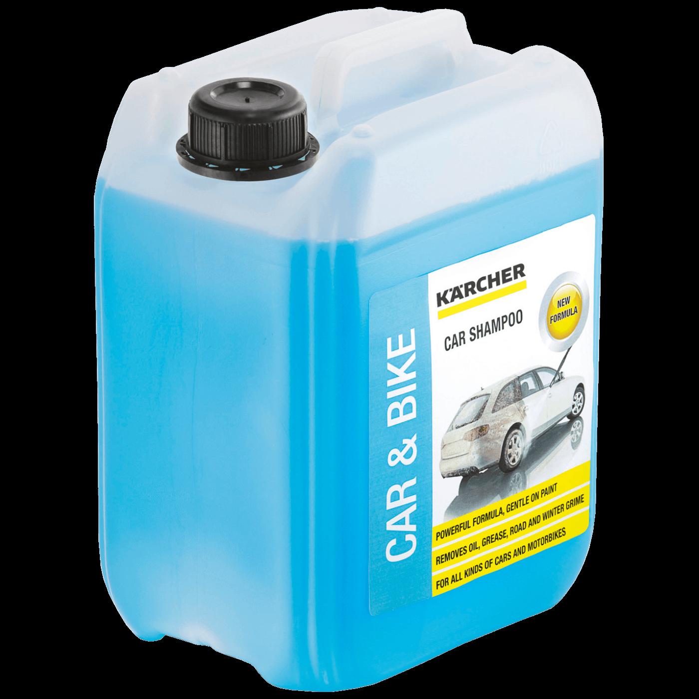 Auto- šampon, 5 lit