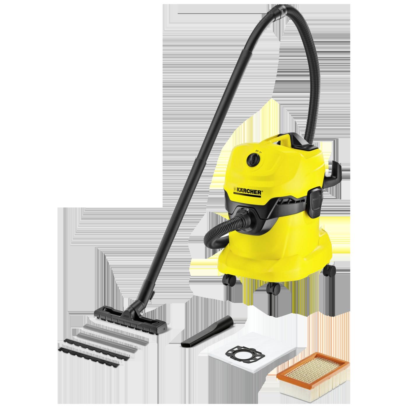 Usisavač za mokro/suho usisavanje, 1000W, spremnik 20lit