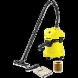 Usisavač za mokro/suho usisavanje, 1000W, spremnik 17lit