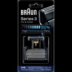 Folija i blok s oštricama za brijaći aparat 31B