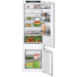 Ugradbeni frižider/zamrzivač, neto zapremina 270 lit. E