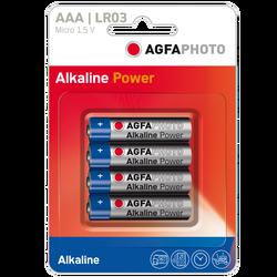 Baterija alkalna  AAA/LR03  blister pak. 4 kom