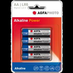Baterija alkalna, AA/LR6  blister pak. 4 kom