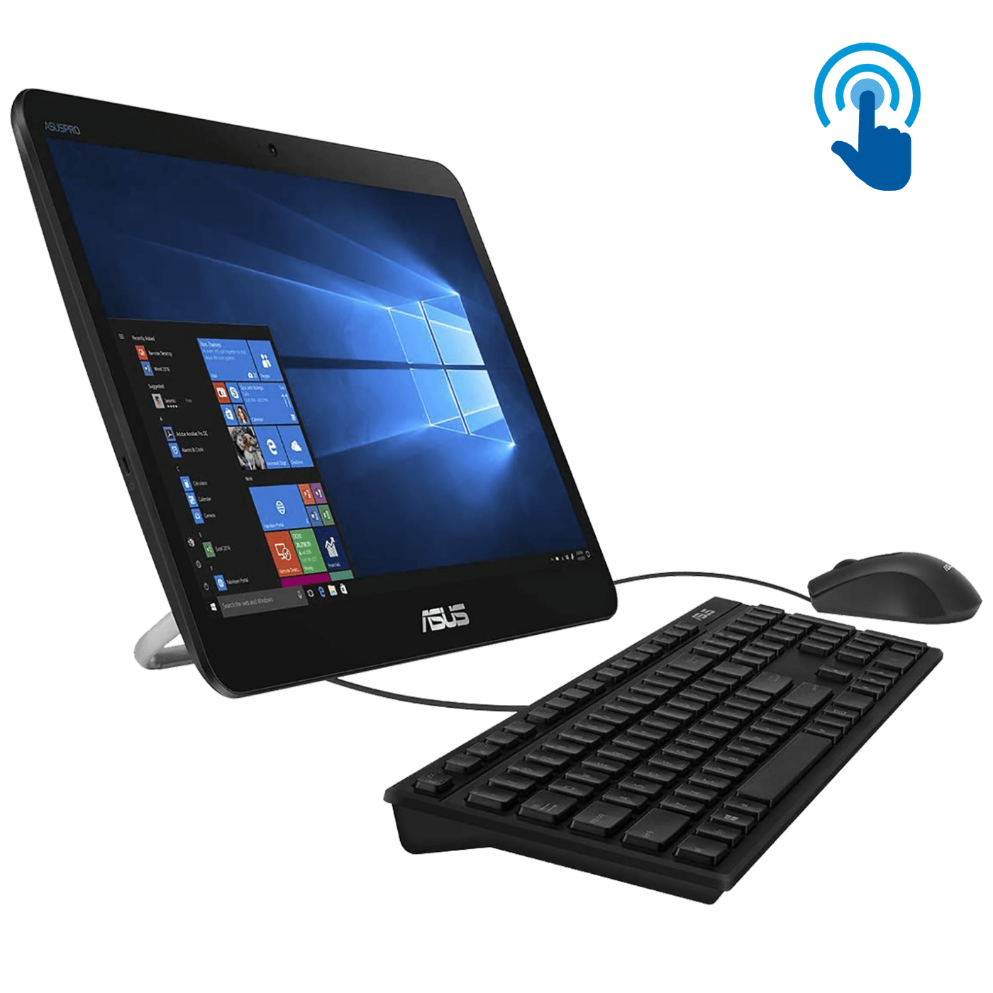 Desktop All in One, Intel N4000 1.1GHz, Display 15.6