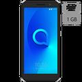 Alcatel - 5033D 1 DS 1GB/8GB Black EU