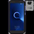 Alcatel - 5033D 1 DS 1GB/8GB Metallic Blue EU