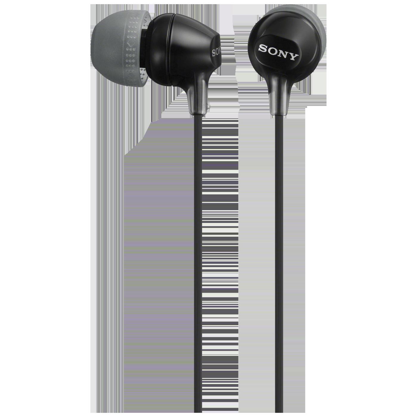 Slušalice, stereo, crne
