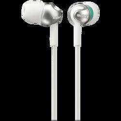 Slušalice, stereo, bijele