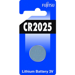 Baterija litijska, CR2025, 3V dugmasta, blister 1 kom