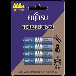 Baterija Zinc-Carbon AAA/R03, 1,5V blister 4 komada