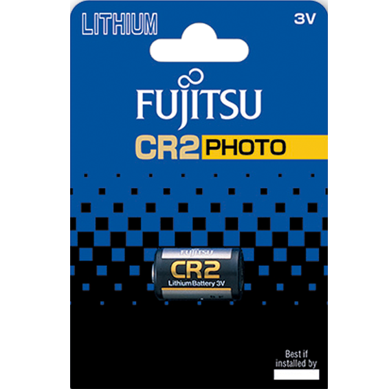 Baterija litijska CR2, 3V, blister pak. 1 kom