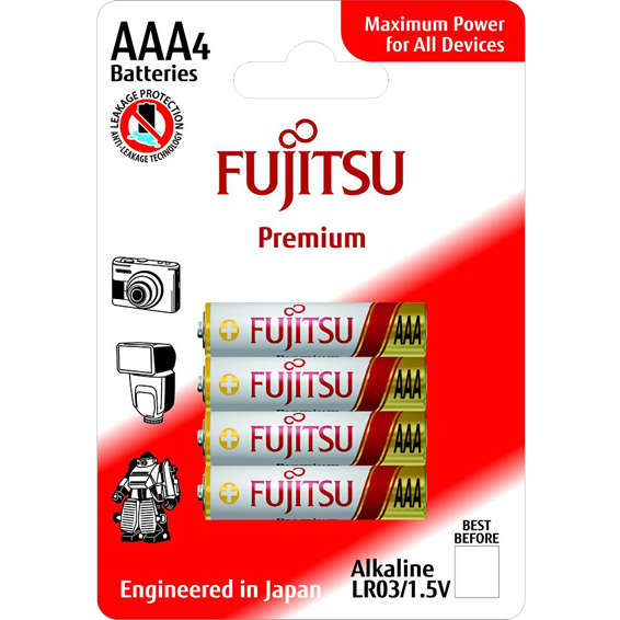 Fujitsu - LR03(4B)FP