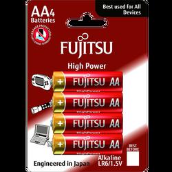 Baterija alkalna AA/LR06, High Power, 1.5V, blister  4 kom