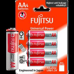 Baterija alkalna AA/LR06, 1.5V, blister  4 kom