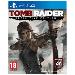 Igra Play Station 4: Tomb Raider Definitive Edition