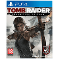 Sony - Tomb Raider Definitive Edition PS4