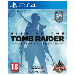 Igra  PlayStation 4:Rise of the Tomb Raider 20th Anniverssar