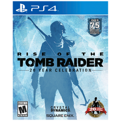 Sony - RISE OF THE TOMB RAIDER PS4