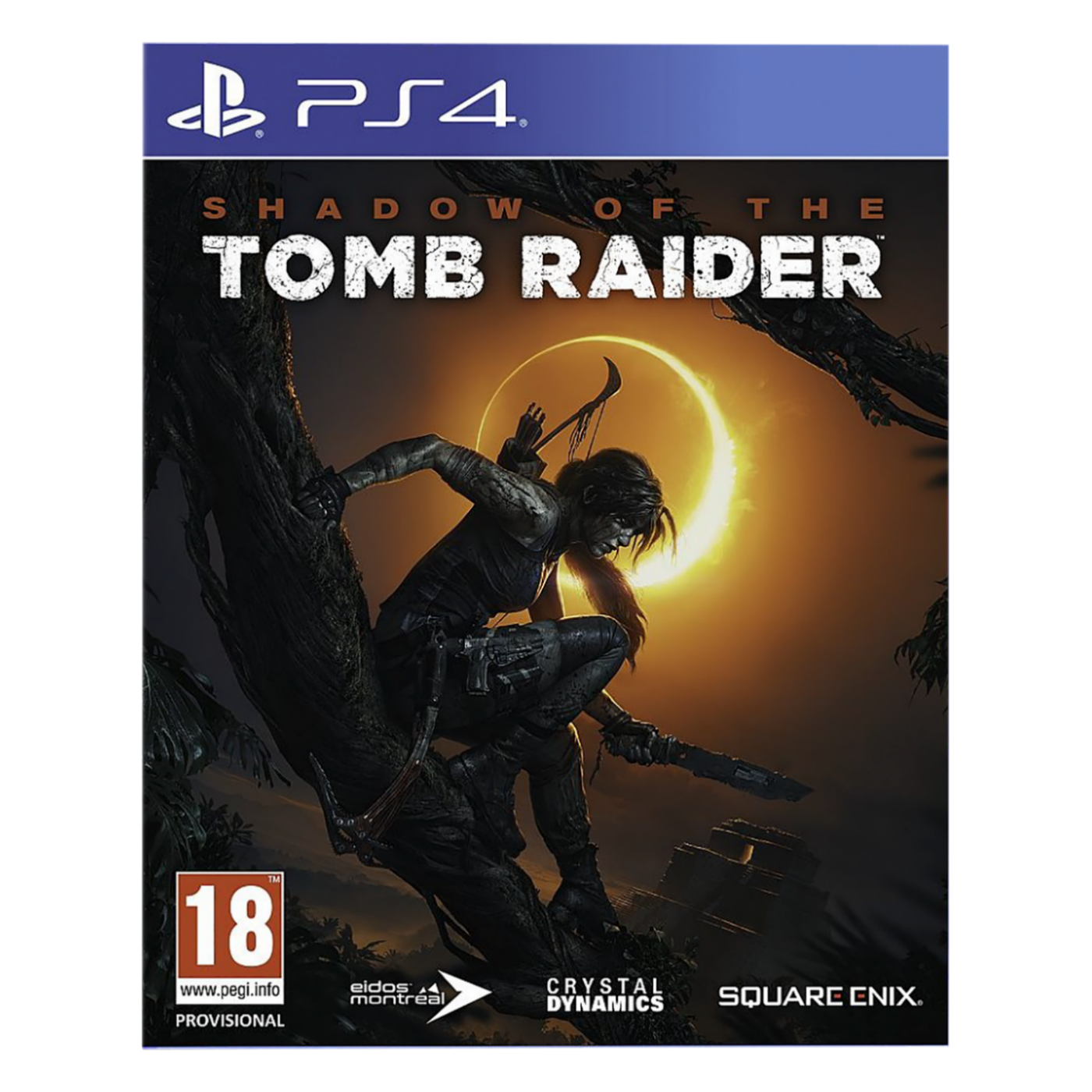 Igra Play Station 4 : SHADOW OF THE TOMB RAIDER, SE