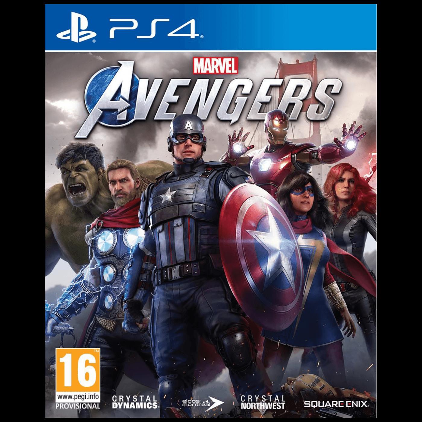 Igra Play Station 4: Marvel's Avengers Standard Edition