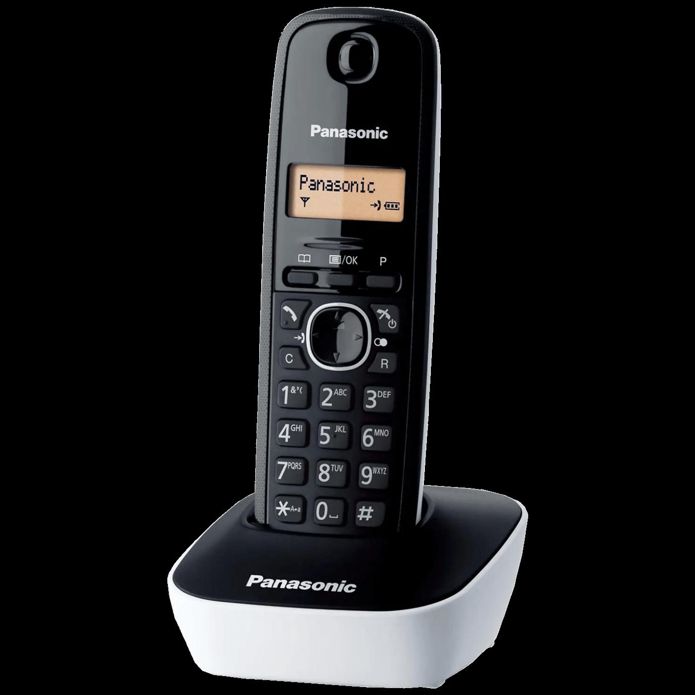 Panasonic - KX-TG1611FXW