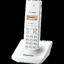 Telefon bežični, bijeli