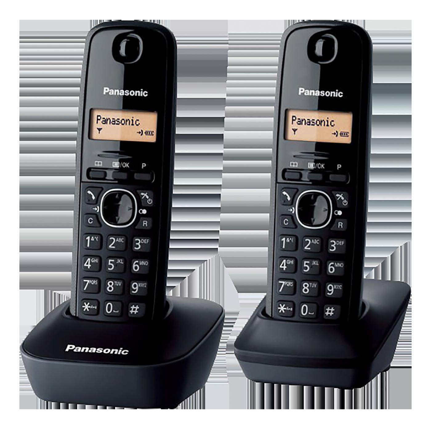 Panasonic - KX-TG1612HGH