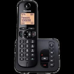 Bežični telefon, DECT, telefonska sekretarica