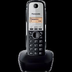 Telefon bežični, LED display, crni