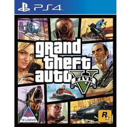 Sony - GTA V PS4